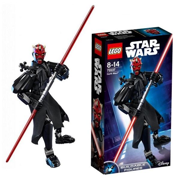 Купить Lego Star Wars 75537 Конструктор Лего Звездные Войны Дарт Мол, Конструкторы LEGO