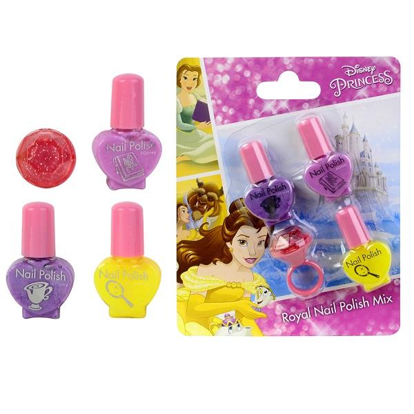 Markwins 9715351 Princess Игровой набор детской декоративной косметики для губ и ногтей
