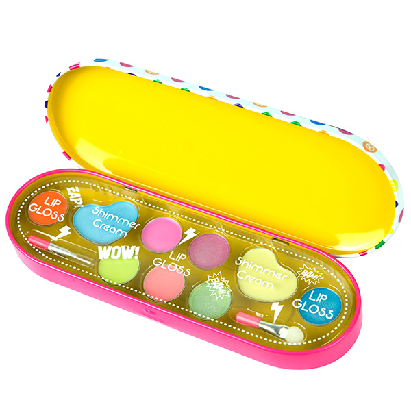 Markwins 3600151 POP Набор детской декоративной косметики в пенале