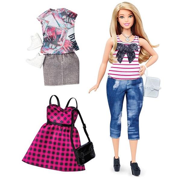 Купить Mattel Barbie DTF00 Игровой набор из серии Игра с модой , Куклы и пупсы Mattel Barbie