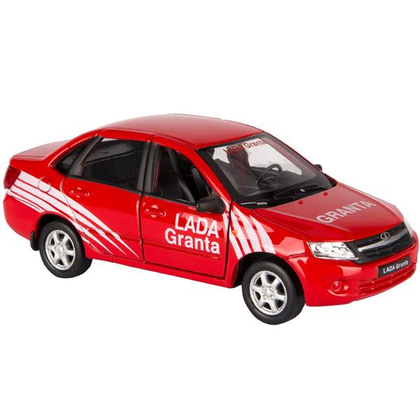 Машинка Welly Welly 43657RY модель машины 1:34-39 LADA Granta RALLY по цене 339