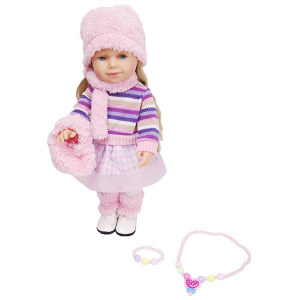 Купить Lilipups LVY010 Кукла с аксессуарами 40 см (озвученная - 20 фраз), Куклы и пупсы Lilipups