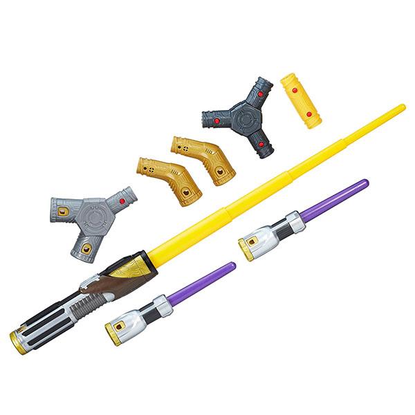 Купить Hasbro Star Wars C2119 Звездные Войны Световой меч Джедая Эпизод 8, Игрушечное оружие Hasbro Star Wars