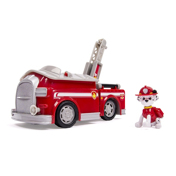 Купить Paw Patrol 16603 Щенячий патруль Большой автомобиль спасателей со звуком (в ассортименте), Машинка Paw Patrol