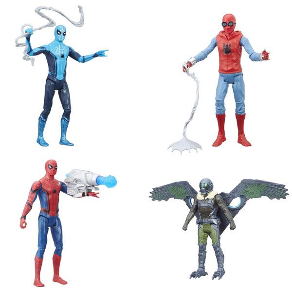 Hasbro Spider-Man B9701 Фигурки Паутинный город 15 см, арт:149330 - Супергерои, Игровые наборы