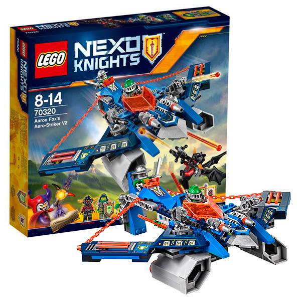 Конструктор LEGO - Nexo Knight, артикул:139734