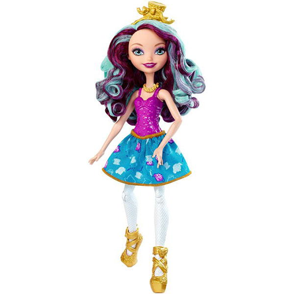 Купить Mattel Ever After High DMJ76 Мэделин Хэттер, Кукла Mattel Ever After High