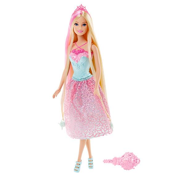 Купить Mattel Barbie DKB60 Барби Куклы-принцессы с длинными волосами, Кукла Mattel Barbie