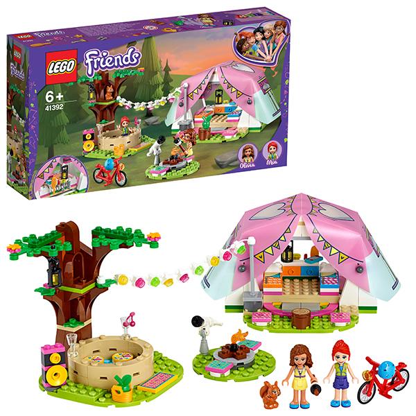 Купить LEGO Friends 41392 Конструктор ЛЕГО Подружки Роскошный отдых на природе, Конструкторы LEGO