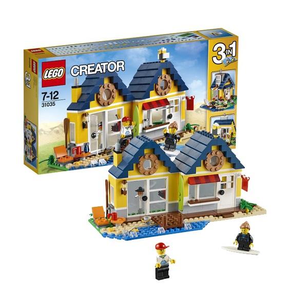 Lego Creator 31035 Конструктор Лего Криэйтор Домик на пляже, арт:100837 - Криэйтор, Конструкторы LEGO