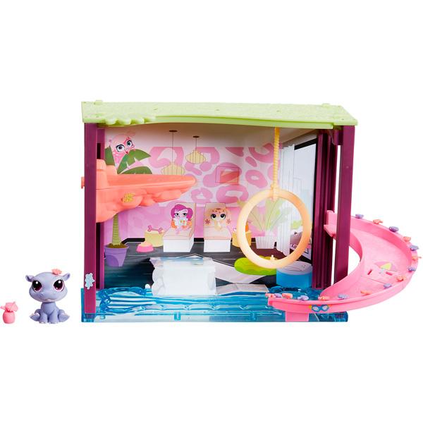 Игровой набор Hasbro Littlest Pet Shop - Домики и замки, артикул:132150
