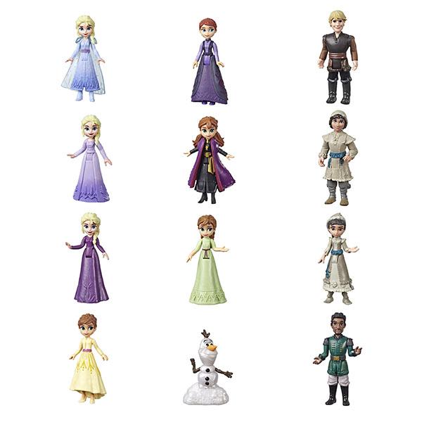 Купить Hasbro Disney Princess E7276 Мини-кукла в закрытой упаковке (в ассортименте), Куклы и пупсы Hasbro Disney Princess