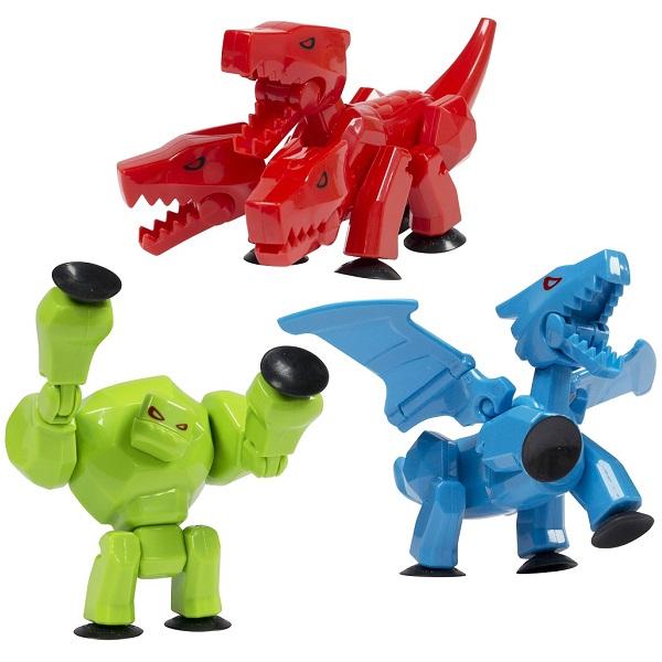"""Игровые наборы и фигурки для детей Stikbot TST627 Стикбот """"Мегамонстр"""" (в ассортименте) фото"""