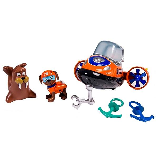 Paw Patrol 16630 Щенячий патруль Зума и морские приключения, Набор фигурок Paw Patrol  - купить со скидкой