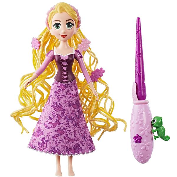 Купить Hasbro Disney Princess E0180 Кукла Рапунцель и набор для укладки, Кукла Hasbro Disney Princess