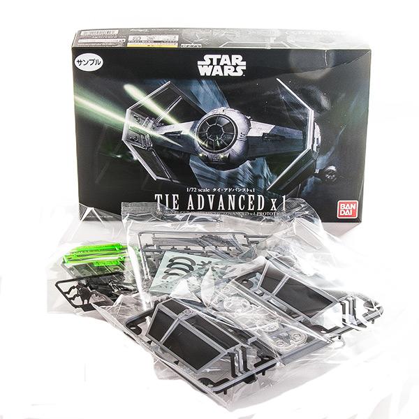 Сборные модели Star Wars Bandai - Летательные аппараты, артикул:121041