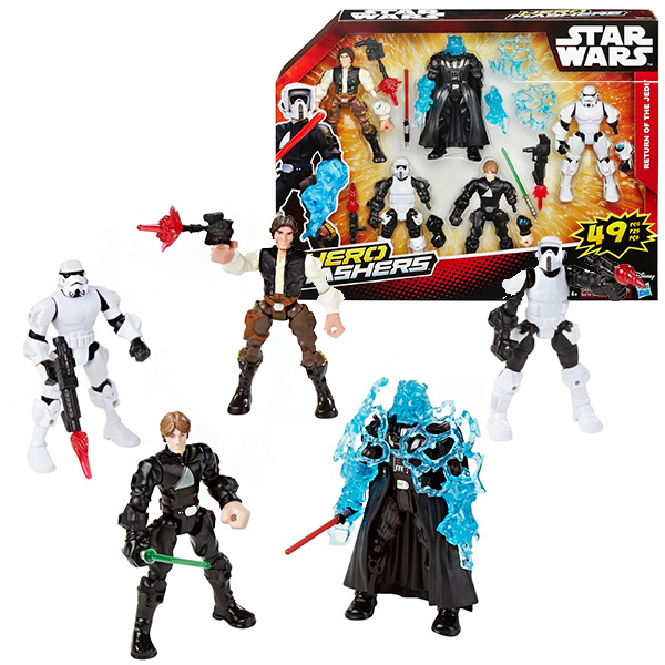 Star Wars B3659 Звездные Войны Мультипак