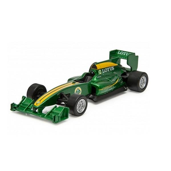 Машинка инерционная Welly Welly 43646 Велли Модель машины 1:34-39 Lotus T125 по цене 339