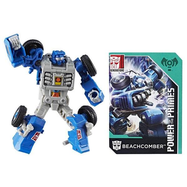 Купить Hasbro Transformers E0602/E0900 Трансформеры ДЖЕНЕРЕЙШНЗ ЛЭДЖЕНДС Бичкомбер , Игровые наборы и фигурки для детей Hasbro Transformers