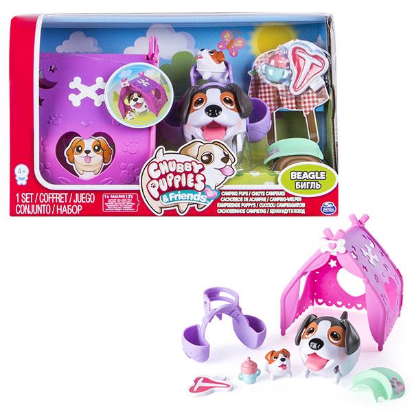 Фигурка Chubby Puppies - Фигурки, артикул:150433