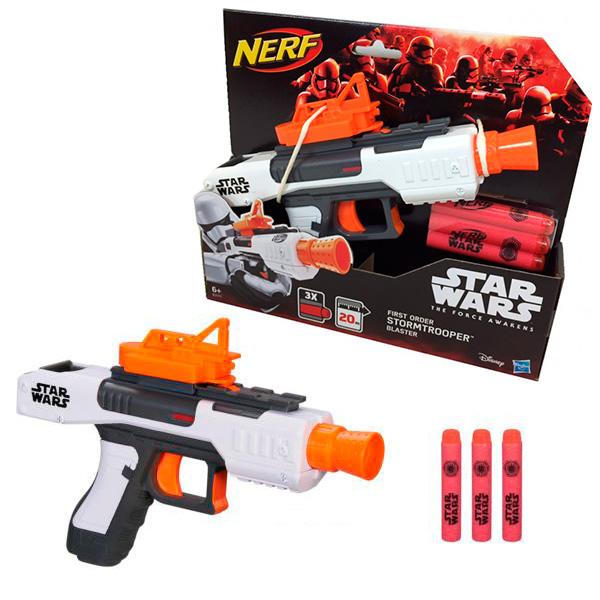 Star Wars B3171 Звездные Войны Малый бластер штурмовиков из Звездных войн
