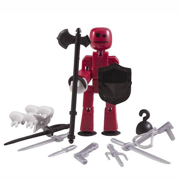 Купить Stikbot TST620 Стикбот Фигурки с аксессуарами, Фигурка Stikbot