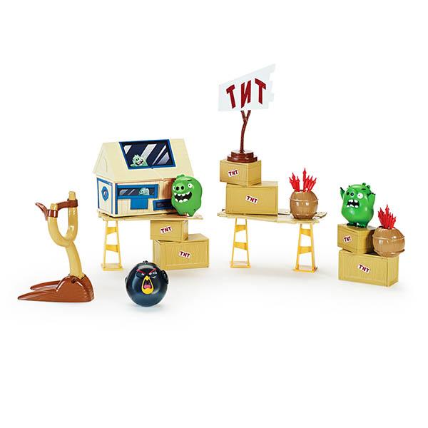 Игровой набор Angry Birds 90504 Энгри Бердс Тир сердитых птичек в ассортименте