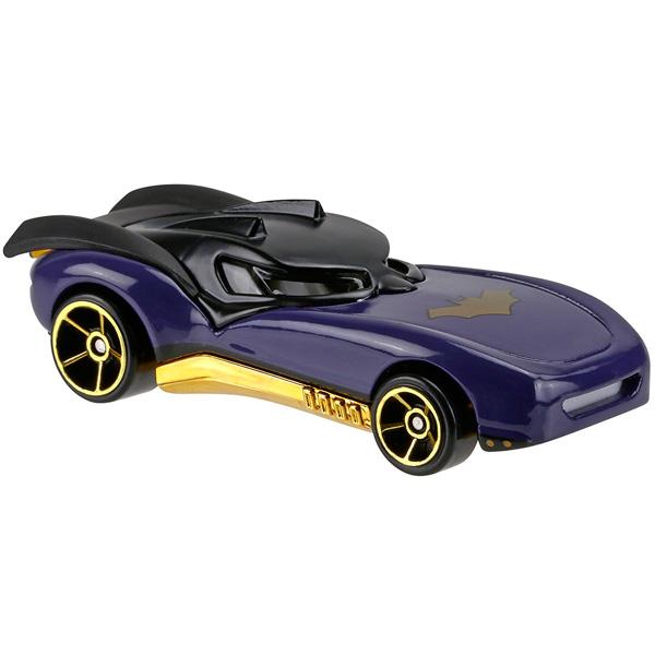 Машинка Mattel Hot Wheels Hot Wheels DXM52 Машинки персонажей DC Batgirl