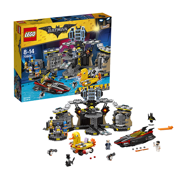 Конструктор LEGO - Batman Movie, артикул:145753