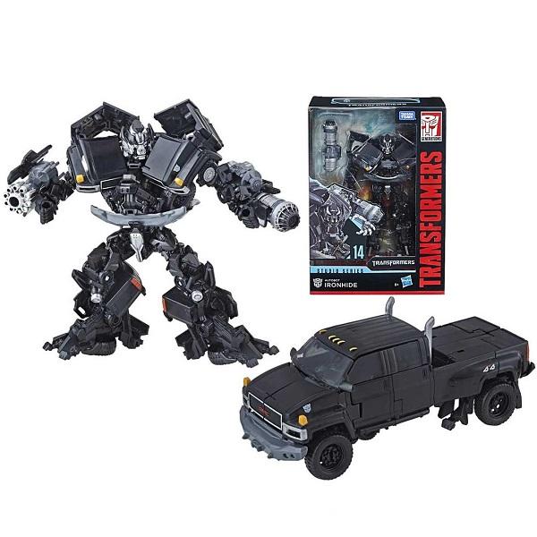 Hasbro Transformers E0702/E0978 Коллекционный Автобот Айронхайд