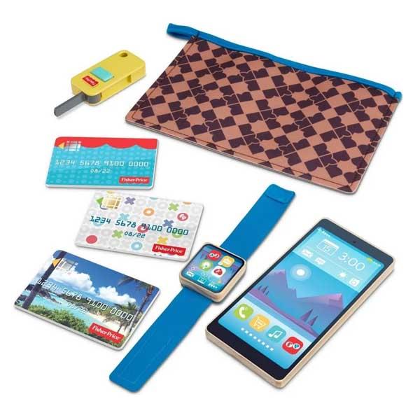 Купить Mattel Fisher-Price GGT58 Фишер Прайс Игровой набор Бизнесмен , Игровые наборы Mattel Fisher-Price