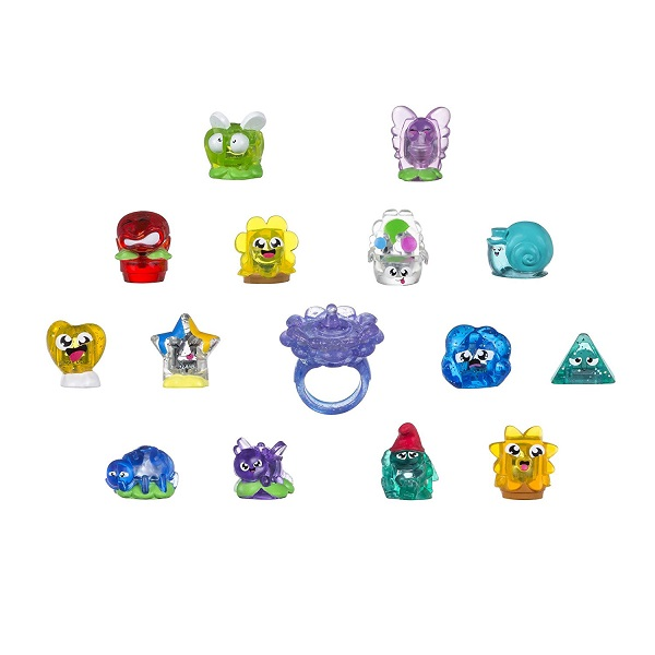 Купить Hasbro Hanazuki C3507 Набор сокровищ с кольцом, Минифигурка Hasbro Hanazuki