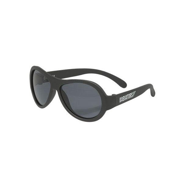 Купить Babiators BAB-005 Солнцезащитные очки Original Aviator. Чёрный спецназ (Black Ops). Classic (3-5), Солнцезащитные очки Babiators