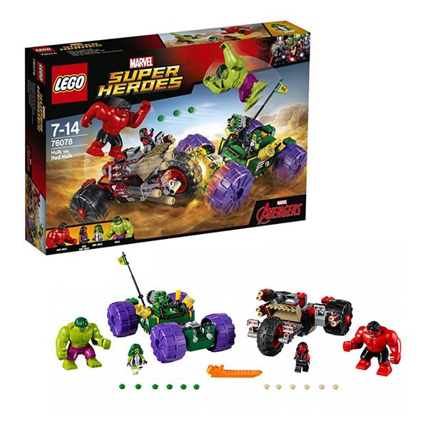 Конструктор LEGO - Супер Герои, артикул:145772