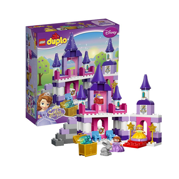 Lego Duplo 10595 Лего Дупло Принцессы София Прекрасная: Королевский Замок