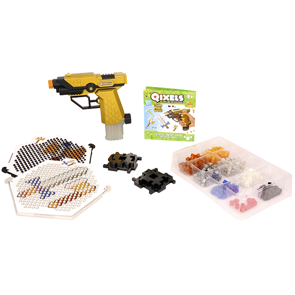 Купить Qixels 87022 Квикселс Набор для творчества Водяной бластер , Набор для творчества Qixels
