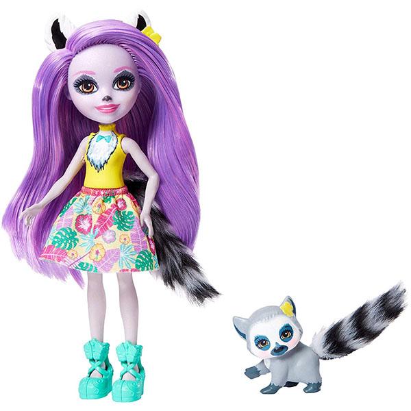 Купить Mattel Enchantimals GFN44 Кукла с любимой зверюшкой, Куклы и пупсы Mattel Enchantimals
