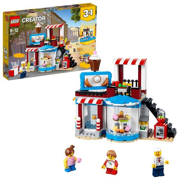 Lego Creator 31077 Конструктор Лего Криэйтор Модульная сборка: приятные сюрпризы, арт:154803 - Криэйтор, Конструкторы LEGO