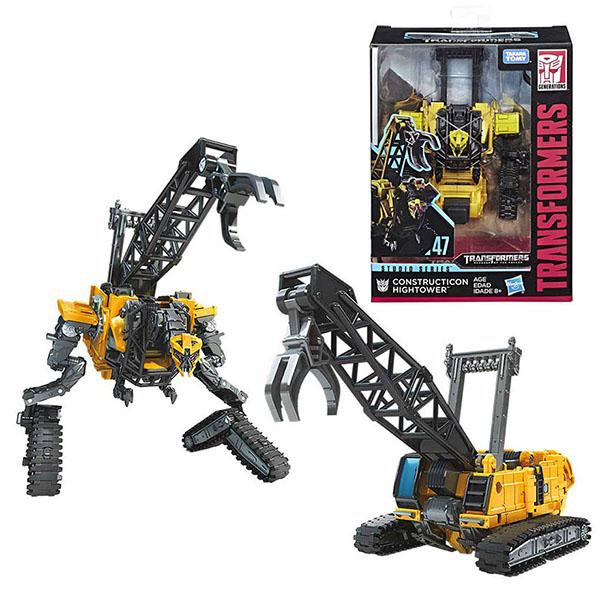 Купить Hasbro Transformers E0701/E4709 Трансформер Хайтауэр 20 см. коллекционный, Игрушечные роботы и трансформеры Hasbro Transformers