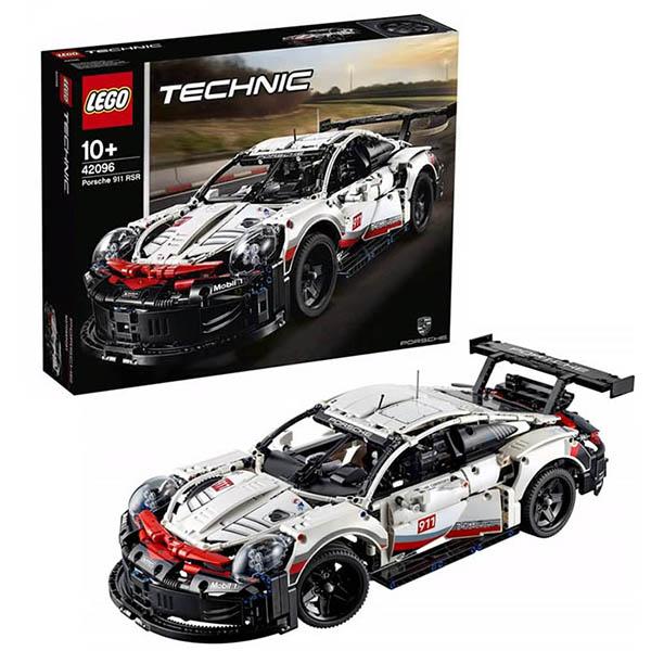 Купить LEGO Technic 42096 Конструктор ЛЕГО Техник GT Race Car, Конструкторы LEGO