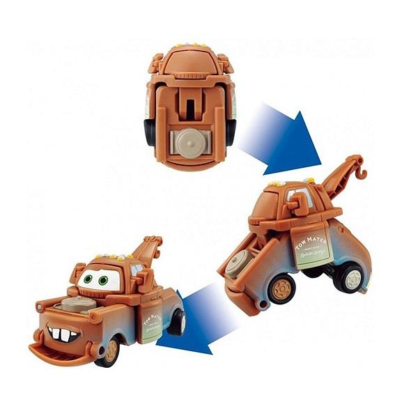 Фигурка трансформер EggStars - Машинки из мультфильмов, артикул:102494
