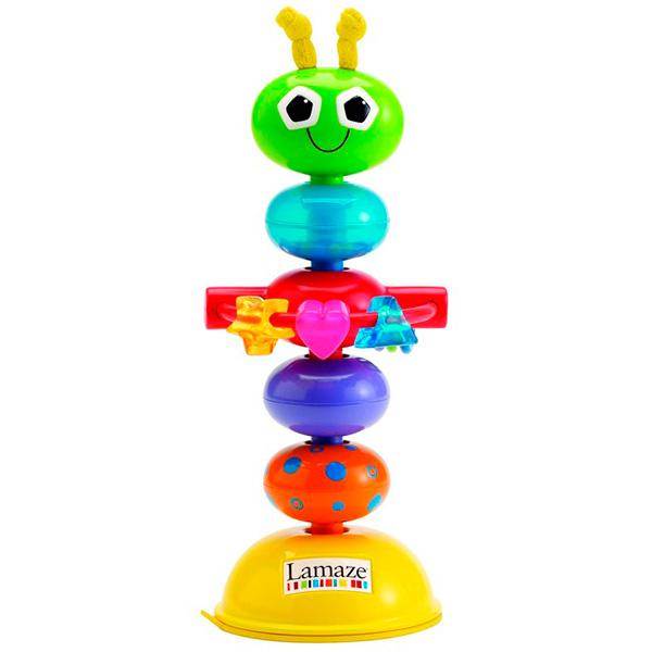 Купить TOMY Lamaze T27224 Томи Ламаз Игрушка с присоской Деловой Жучок , Развивающие игрушки для малышей TOMY Lamaze