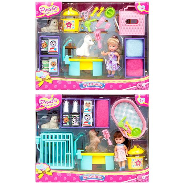 Купить Paula MC23423 Игровой набор Ухаживаем за питомцем (в ассортименте), Игровые наборы и фигурки для детей Paula