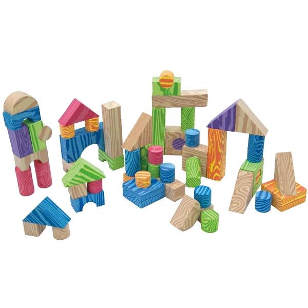 Купить LITTLE HERO 3094 Набор мягких строительных кубиков, Развивающие игрушки для малышей LITTLE HERO