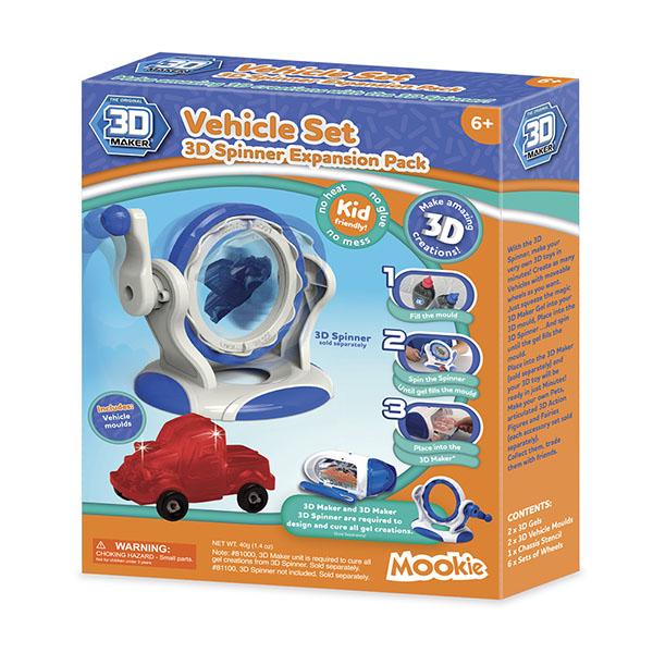 Набор для творчества 3D Magic - Наборы для творчества, артикул:148525