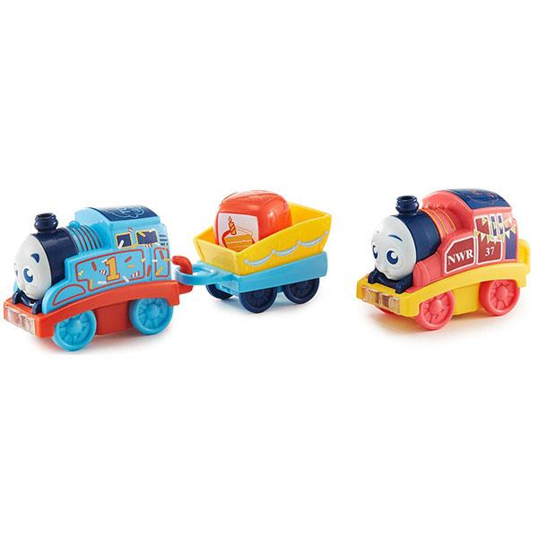 Купить Mattel Thomas & Friends FKD90 Томас и друзья Мой первый Томас паровозики в мультиупаковке, Игровой набор Mattel Thomas & Friends