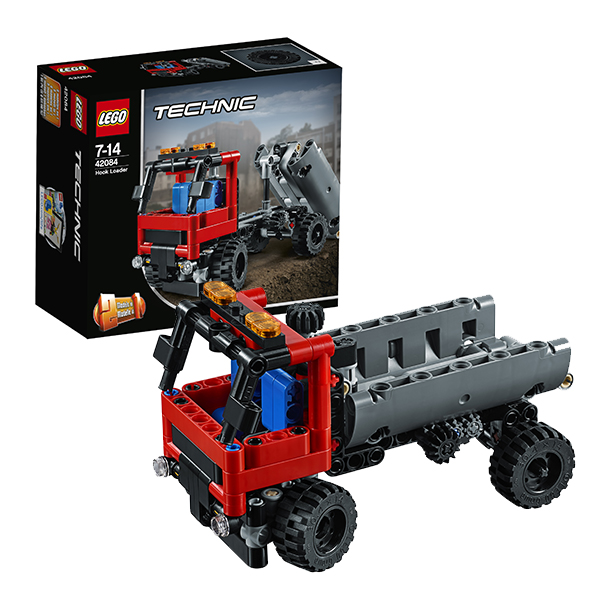 Купить LEGO Technic 42084 Конструктор ЛЕГО Техник Погрузчик, Конструкторы LEGO