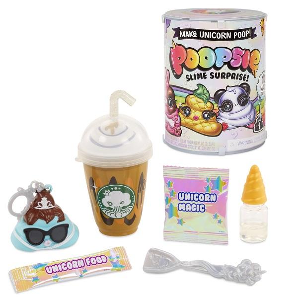 Poopsie Surprise Unicorn 551461 Игровой набор Делай Слайм