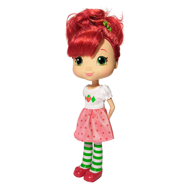 Кукла Strawberry Shortcake - Шарлотта Земляничка , артикул:137268