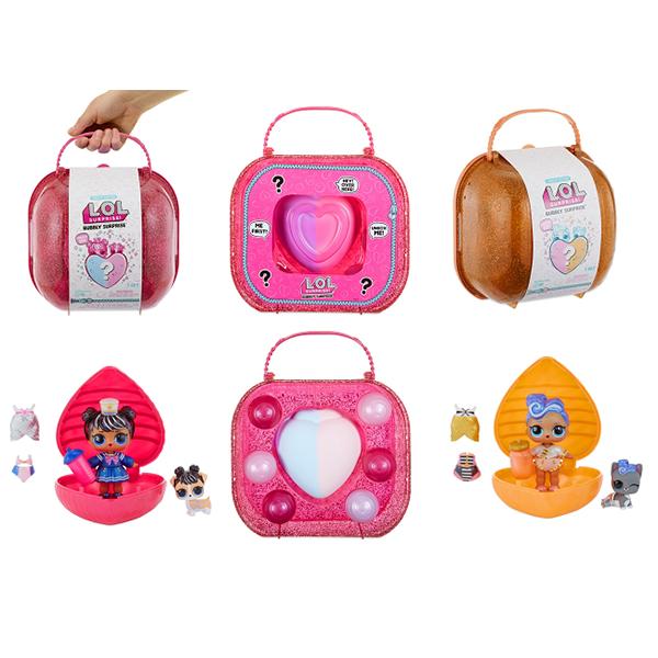 Купить L.O.L. Surprise 558361 Шипучий сюрприз кукла и питомец (в ассортименте), Куклы и пупсы LOL